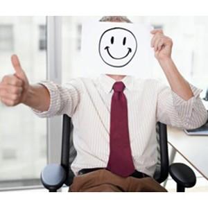 La importancia de sonreir a tu compañero