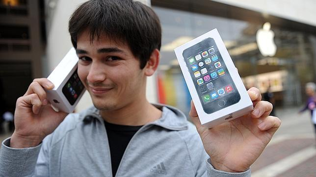 Iphone, un valor seguro